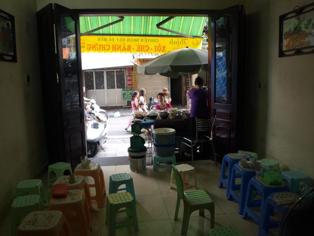 Che restaurant, Hanoi, Vietnam