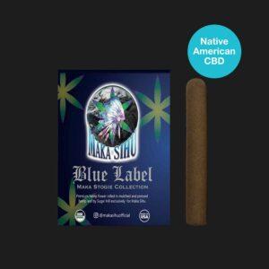 3600mg Maka Stogie Blue Label (3CNT Cuban)