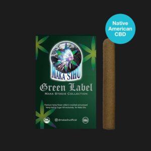 5400mg Maka Stogie Green Label (3CNT Cuban)