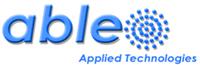 Able AT, GHMCEF Gala Sponsor Logo