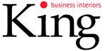 King Business Interiors, GHMCEF Gala Sponsor logo