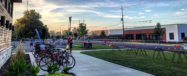 Grandview Heights Junior Triathlon