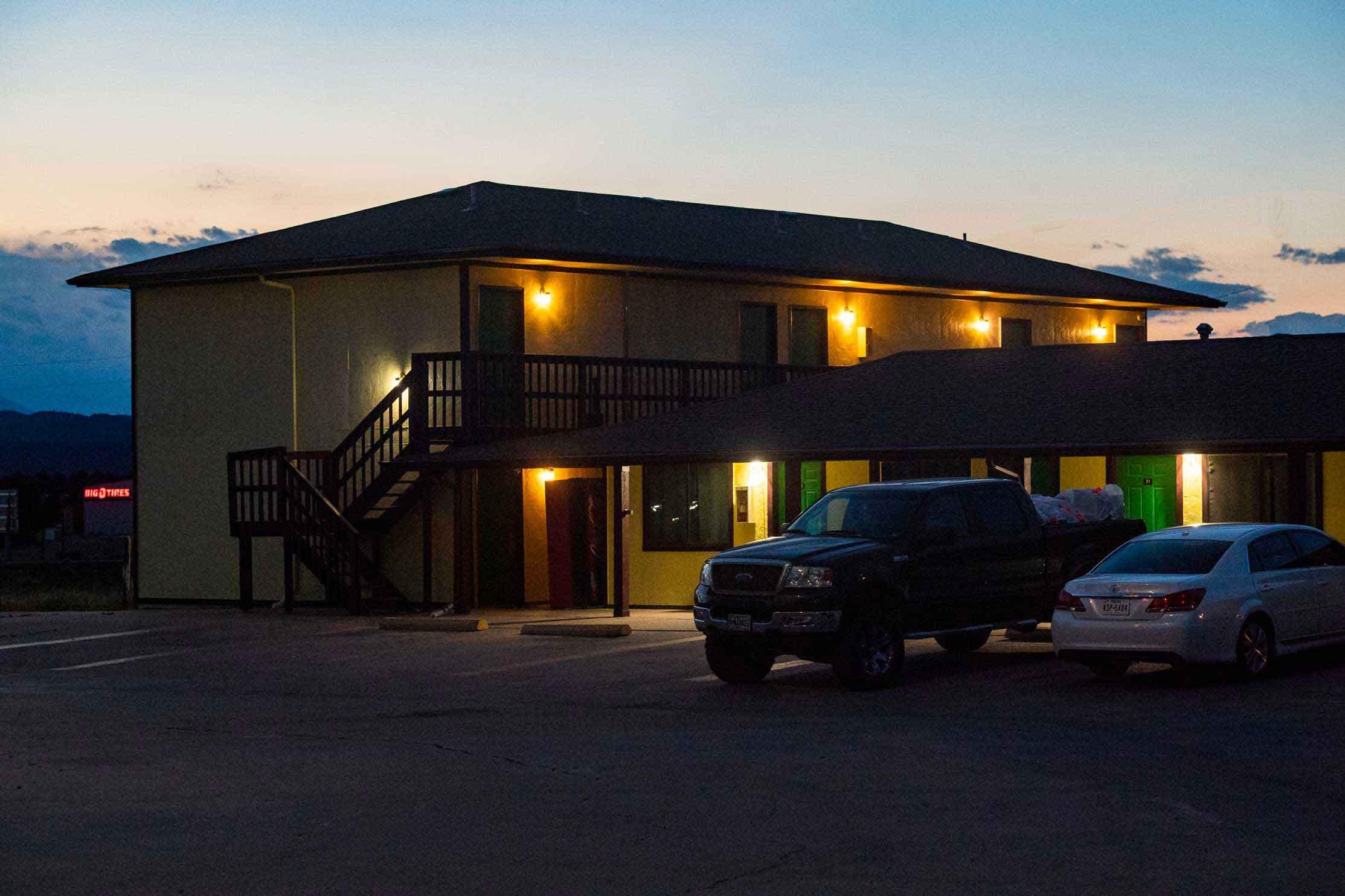 Hotel in Trinidad Colorado