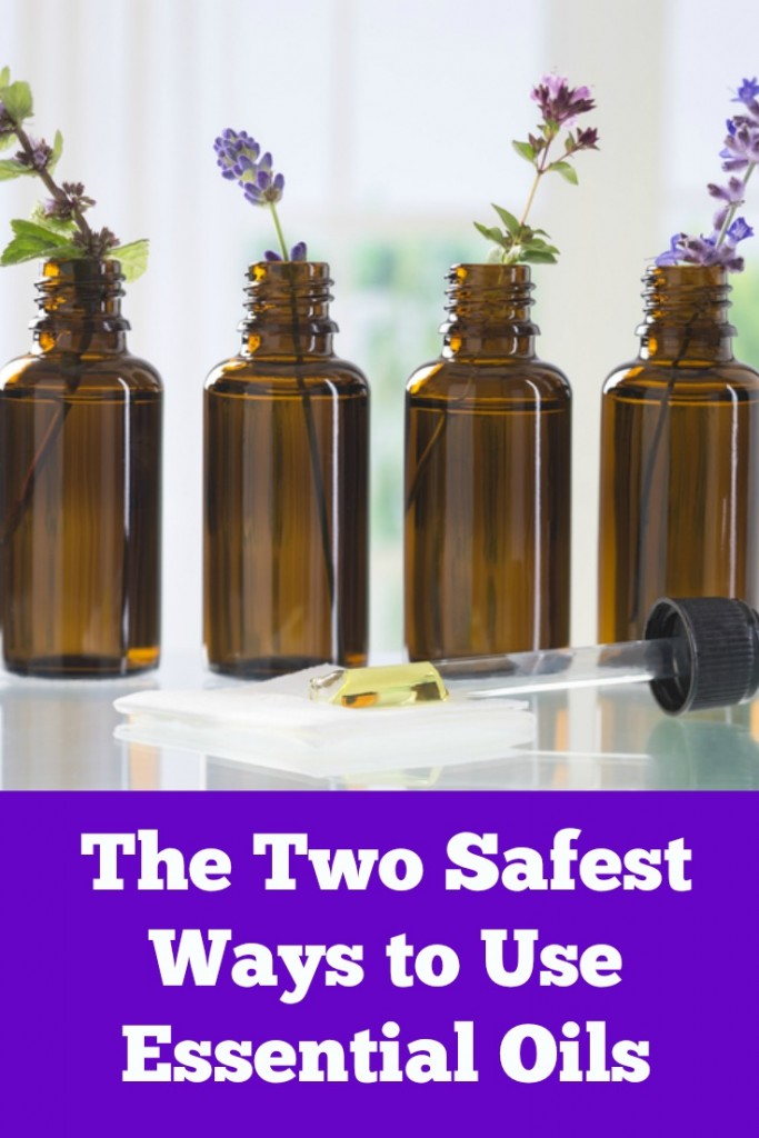 use essential oils safely