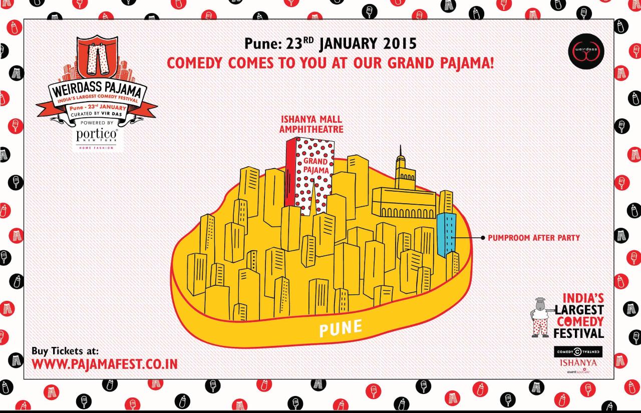 Pune-Map