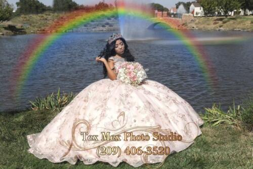 Quinceanera water pic