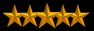 Yummy Goodness 5 star reviews