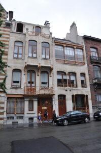 Art Nouveau, Bruxelas