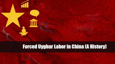 Forced Uyghur Labor