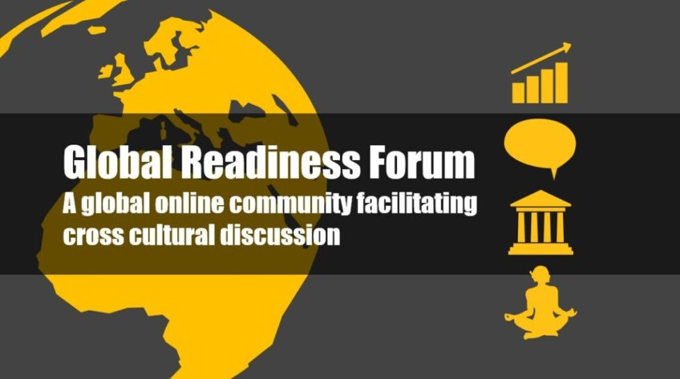 Banner - Global Readiness Forum