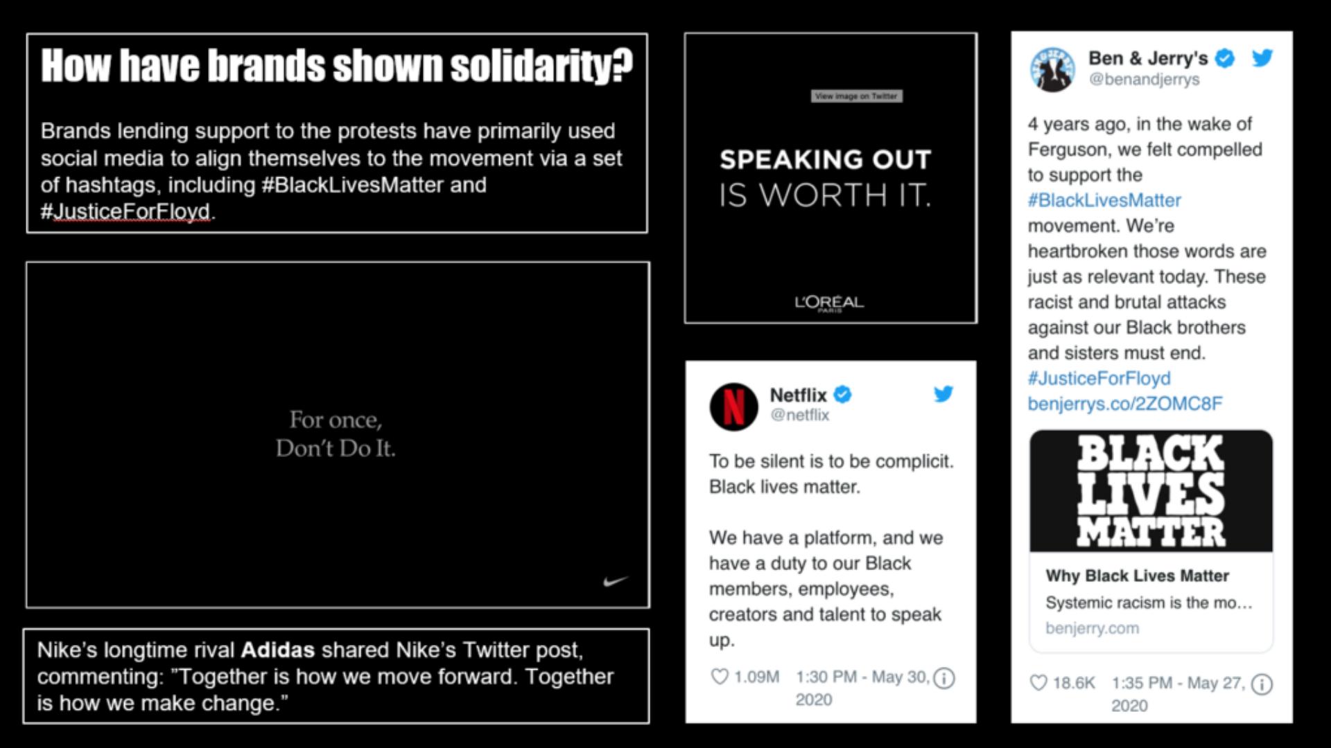 Brand Solidarity