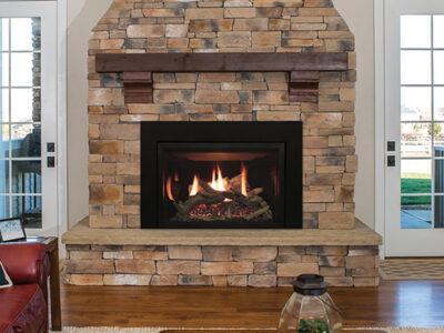 Rushmore Direct Vent Fireplace Insert