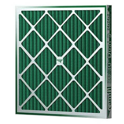 Filtro de aire plisado Dual 9