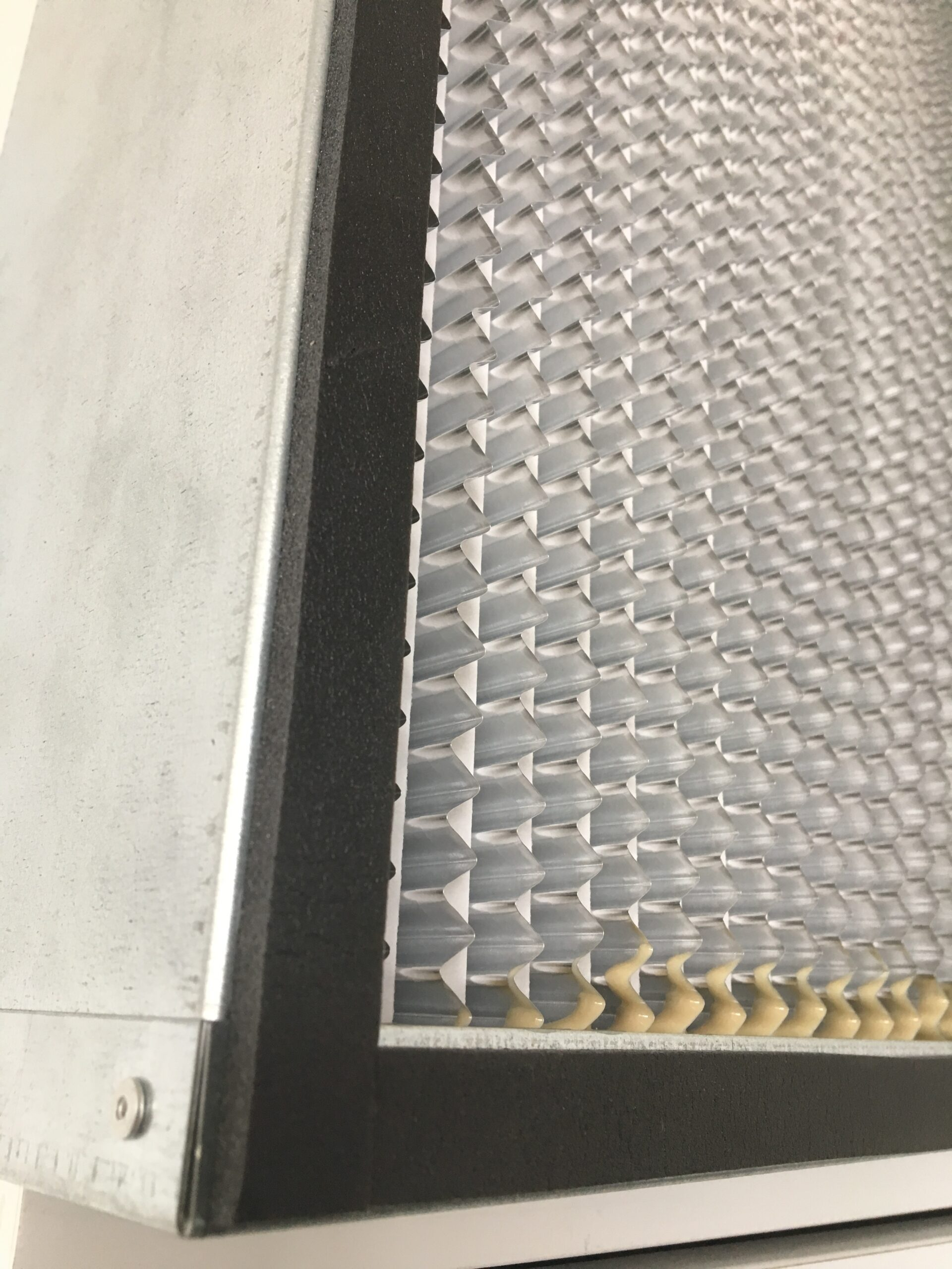 Sellos EPDM para filtros HEPA