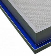 Sello de gel para filtros de aire terminales