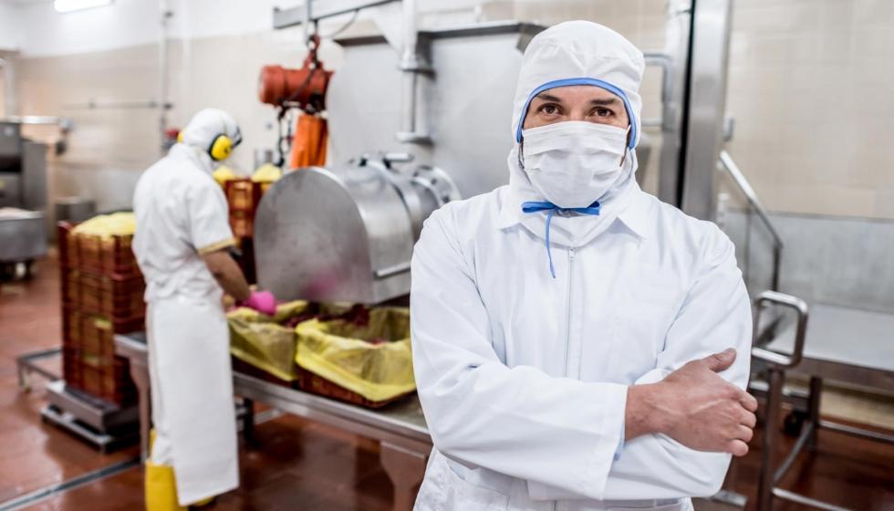 Filtros de aire para la industria de alimentos y bebidas