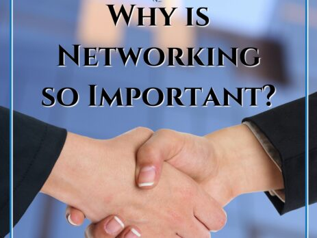 Networking is important