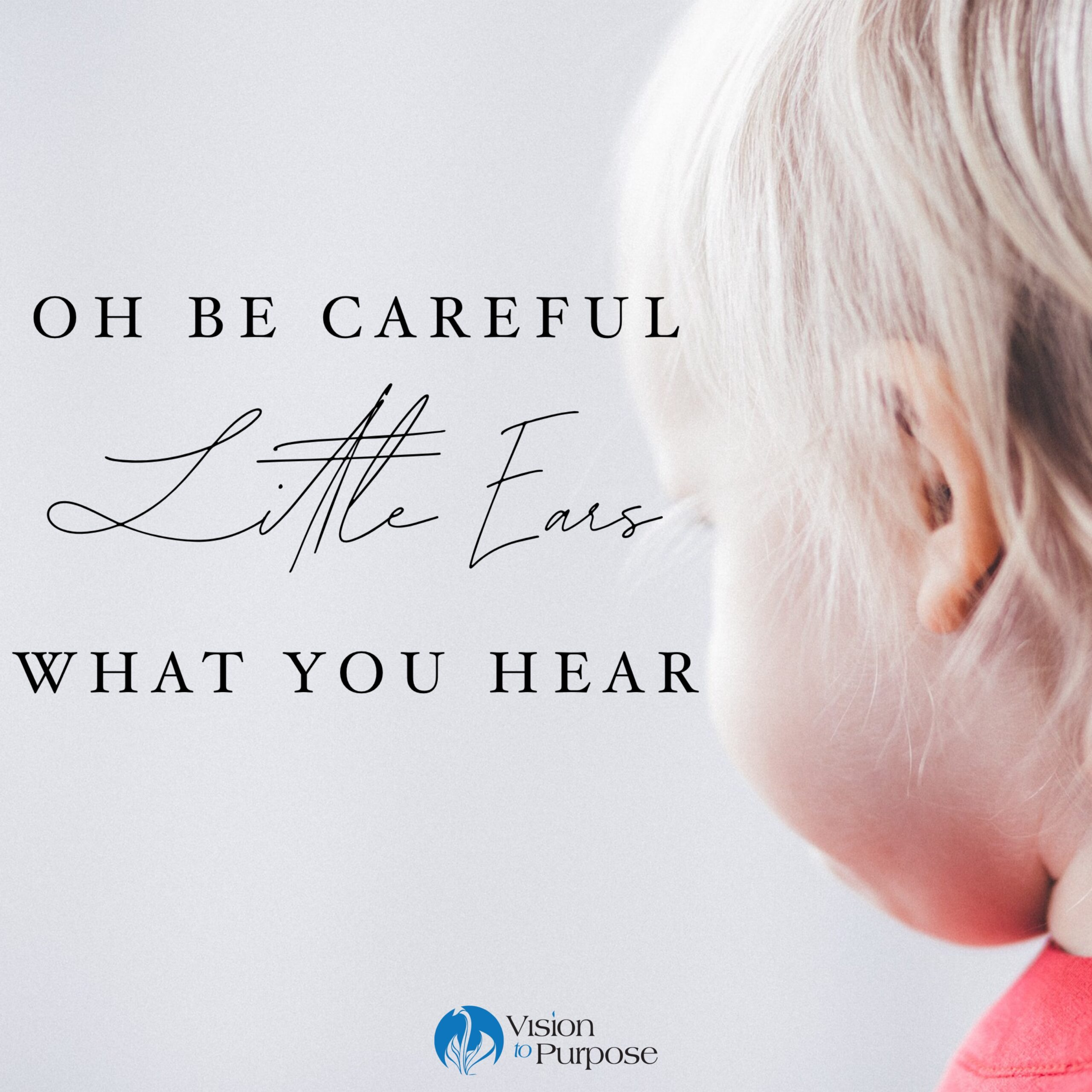 Be Careful What You Listen To