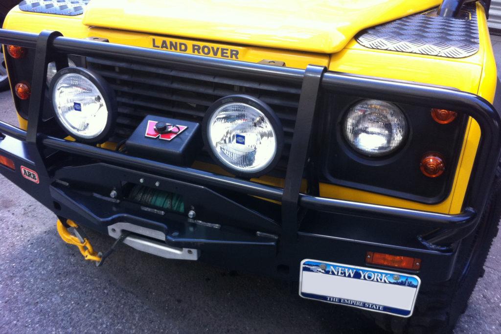 Land Rover Skye Defender