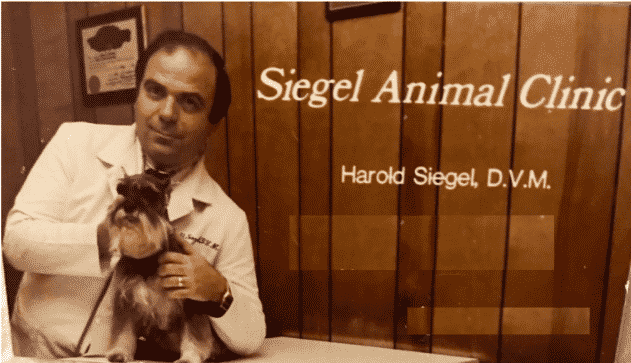 Barry Siegel Father