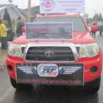 Vernon PEP Air and Flying Club takes Grand Champion Trophy at the Vernon Winter Carnival Parade