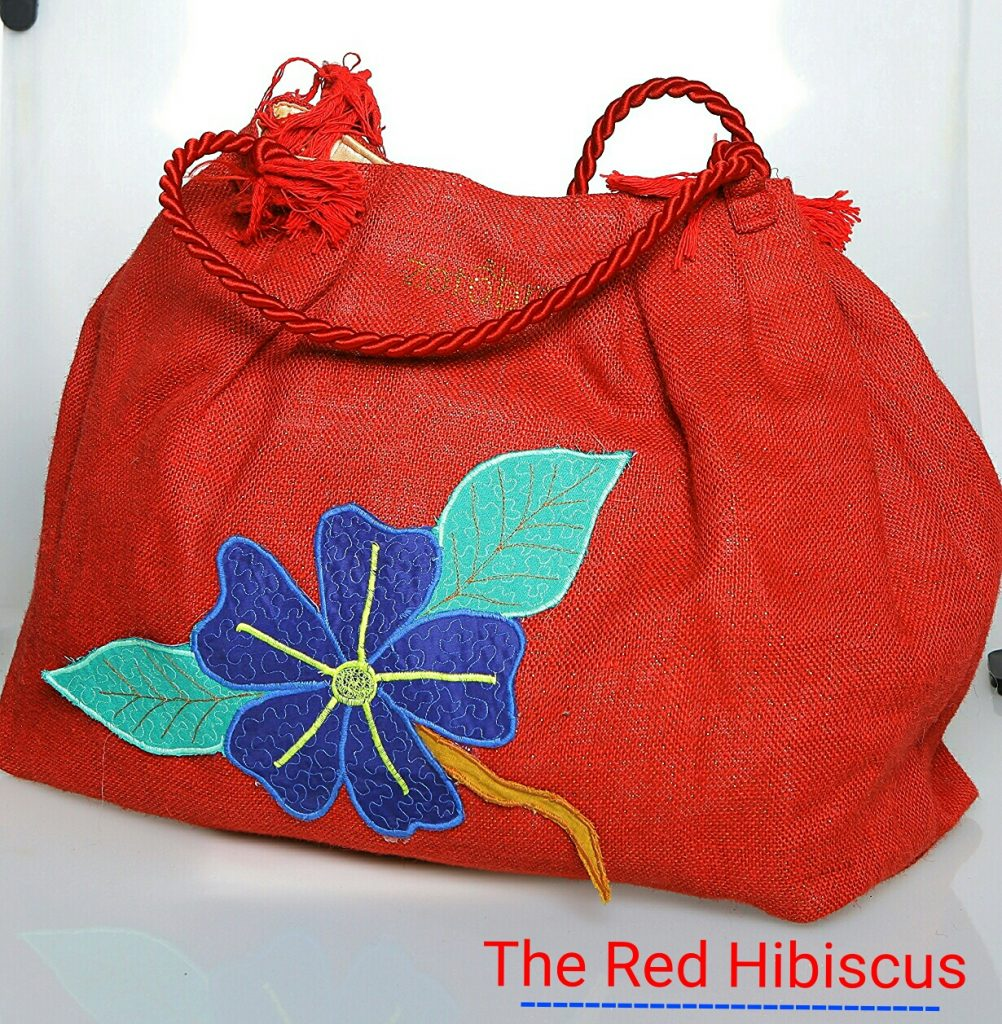 The Hisbicus Tote