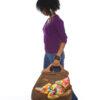 The-Romeo-&-Juliet-Brown-Burlap-Handbag