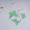 our-decorative butterfly-towel-set