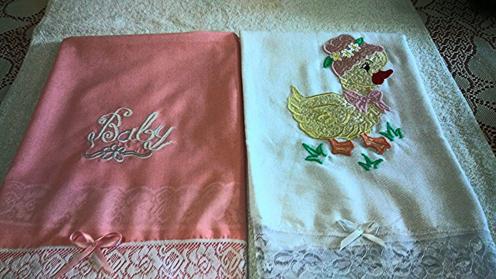Our Kids Embroidered Sheets