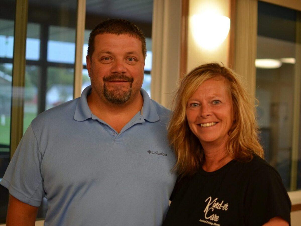 Melanie & Glen Klinkhammer   Kinder Care Assisted Living