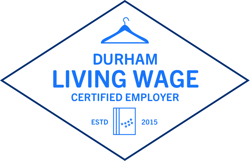 durham living wage certified employer