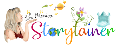 Monica Storytainer Logo