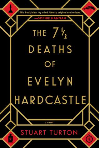 7 Deaths of Evelyn Hardcastle Cover
