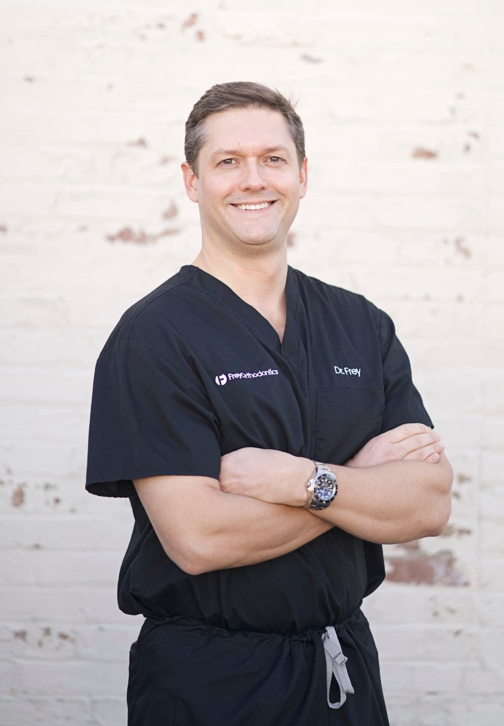 dr. dwight frey headshot