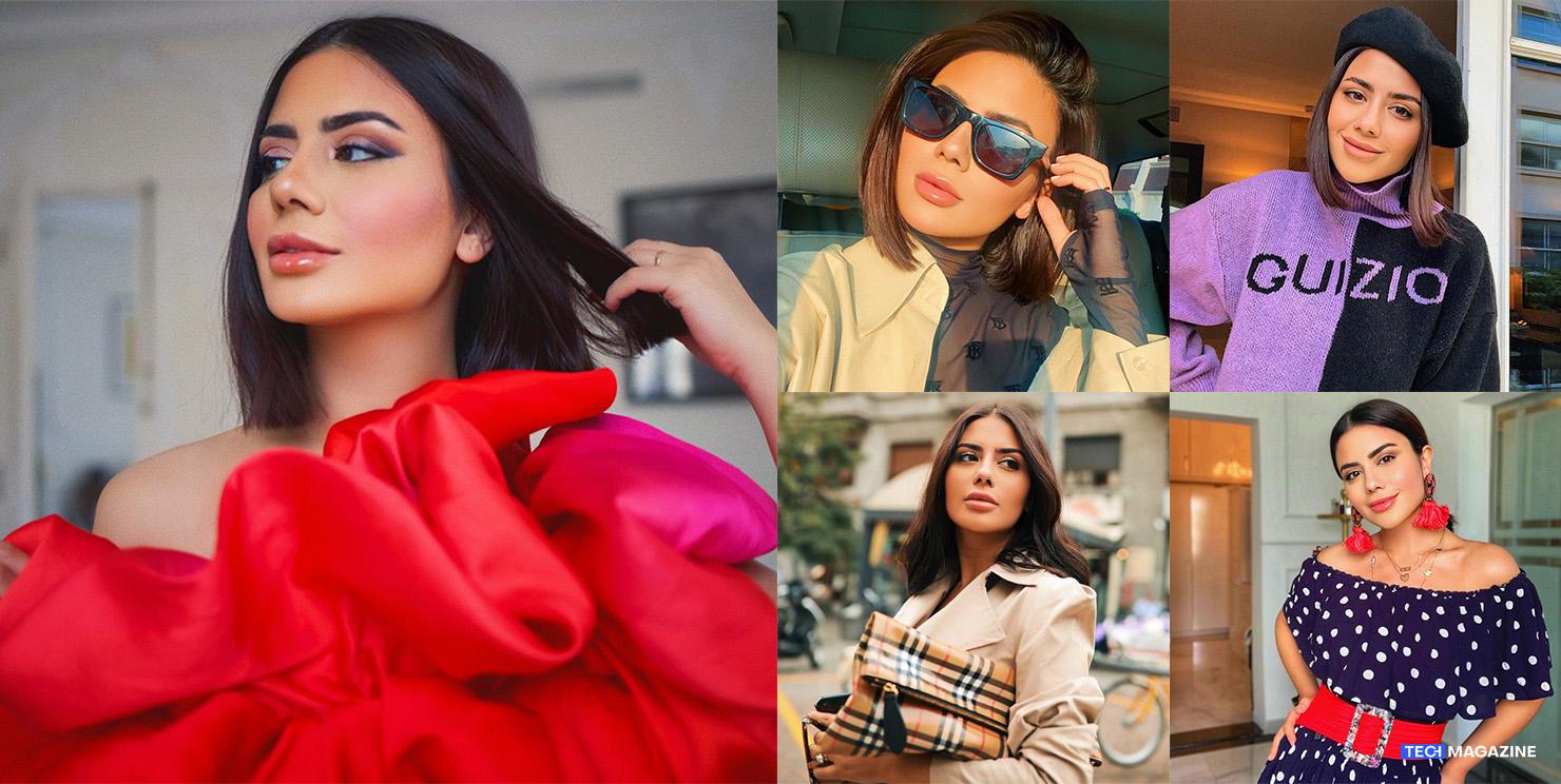 Deema Al Asadi - Arab Women Dominating Instagram