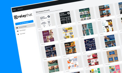 relaythat review lets you easily create engaging marketing images