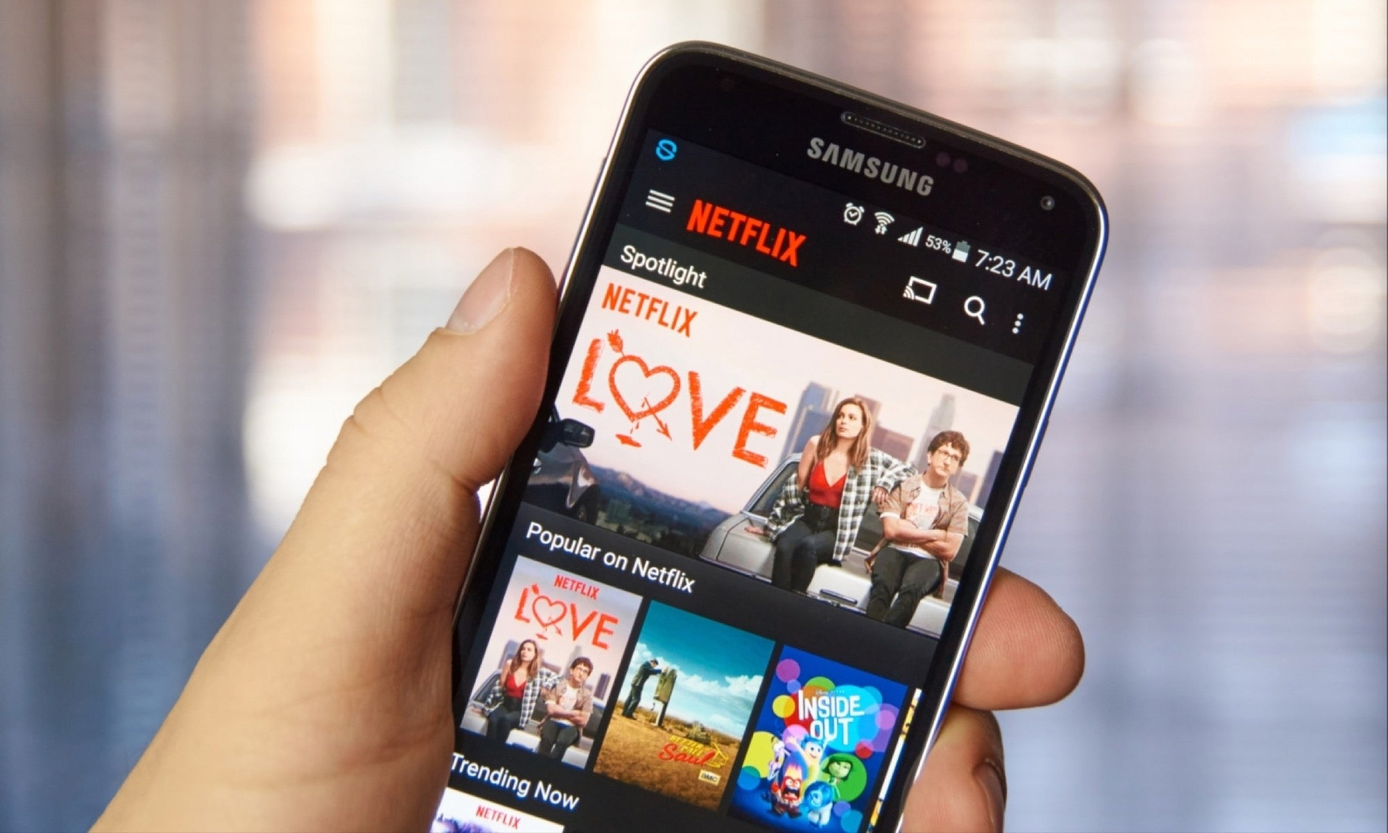 netflix is introducing sleep timer functionality on android