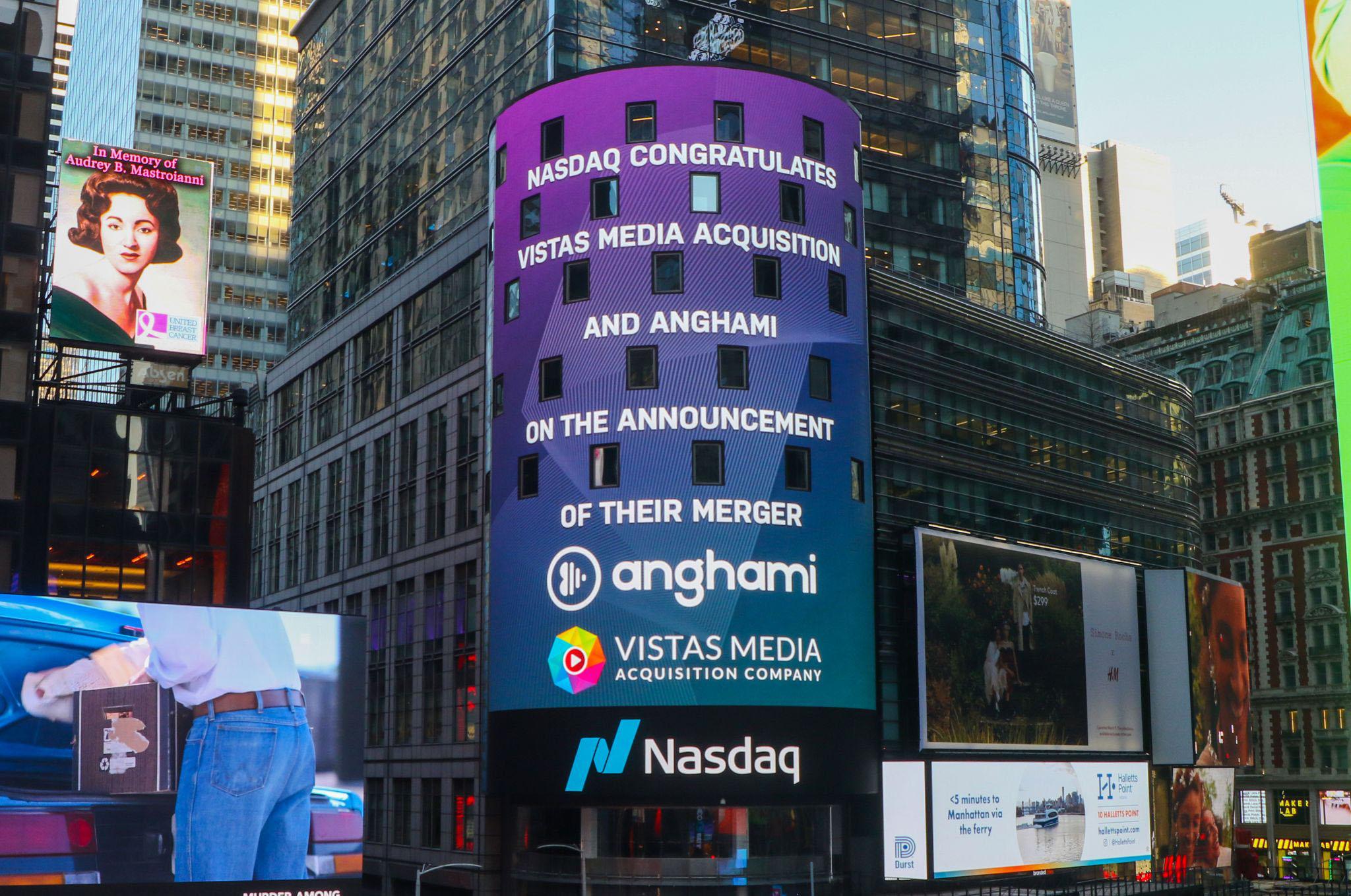 anghami listed on nadsaq new york
