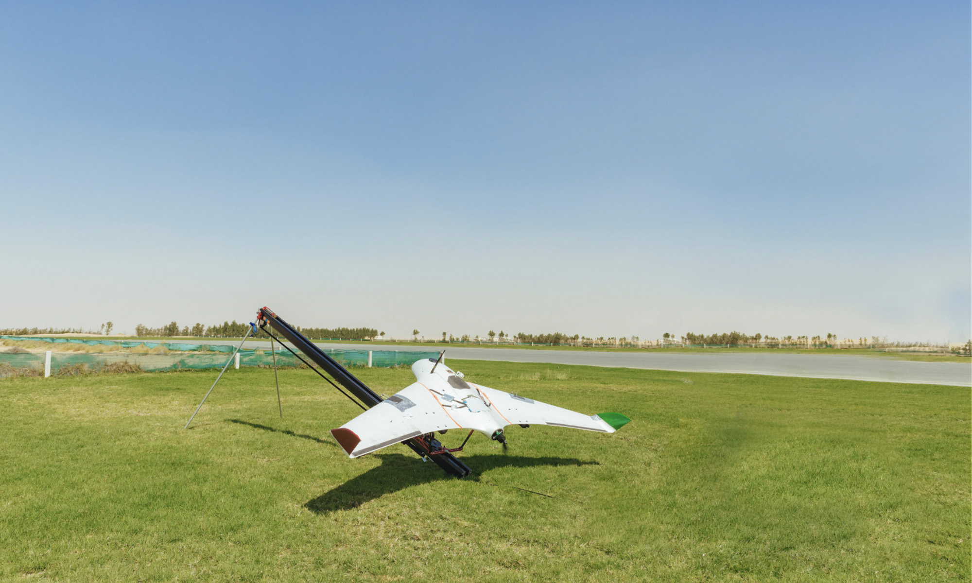 uae to release hordes of cloud triggering drones to make it rain