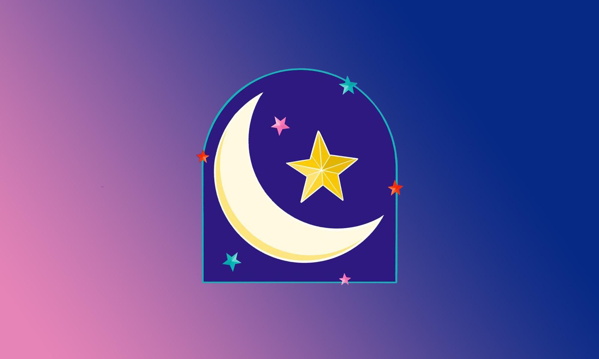 bahraini artist hala al-abbasi creates ramadan stickers for instagram
