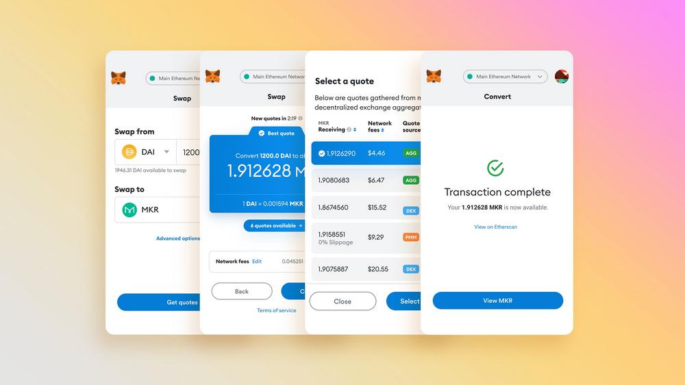 metamask wallet screenshot