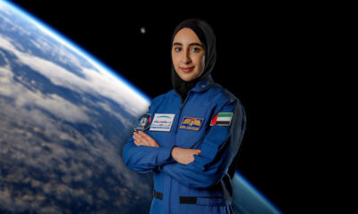 noura al-matroushi is on path to become the first arab woman in space