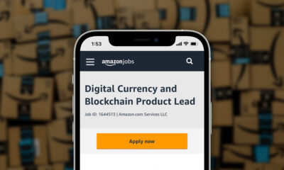 amazon is looking for a digital currency and blockchain expert