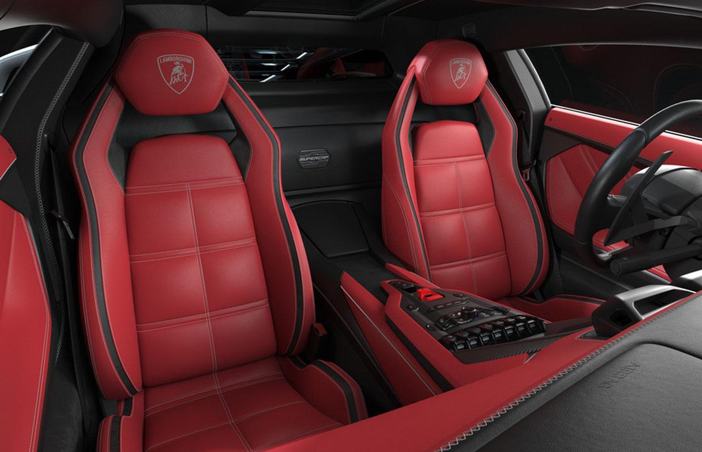 lamborghini countach interior seats