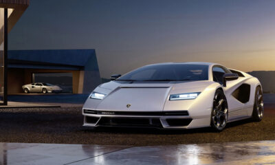 lamborghini countach is back as a hybrid and nobody can buy it anymore
