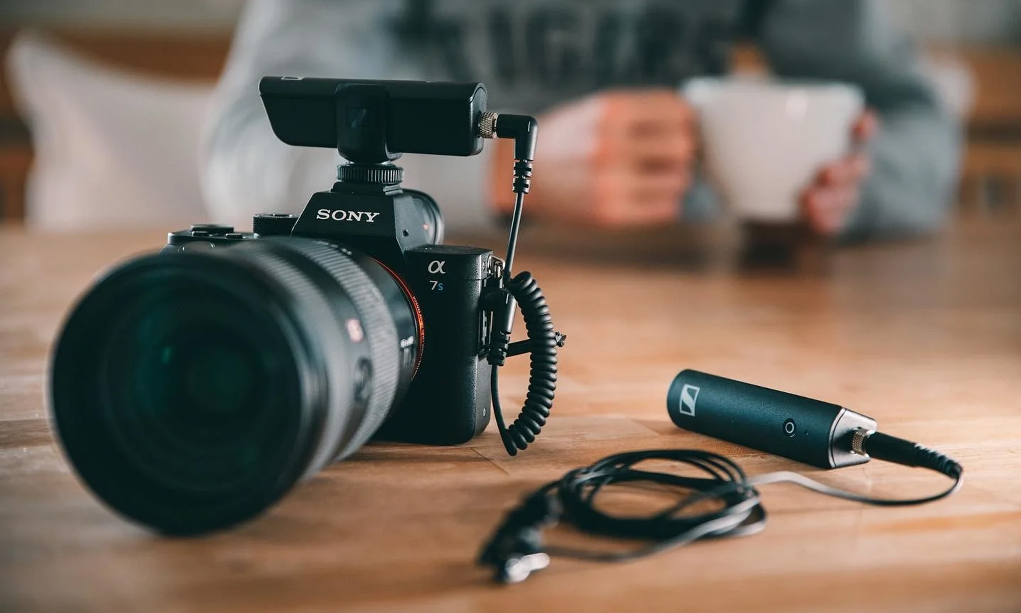 sennheiser helps arabic content creators get their message across with portable lavalier set