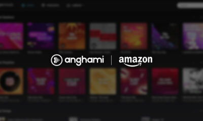 amazon has partnered with music streaming service anghami
