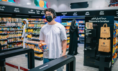 carrefour city+ in the mall of the emirates becomes dubai's first contactless store