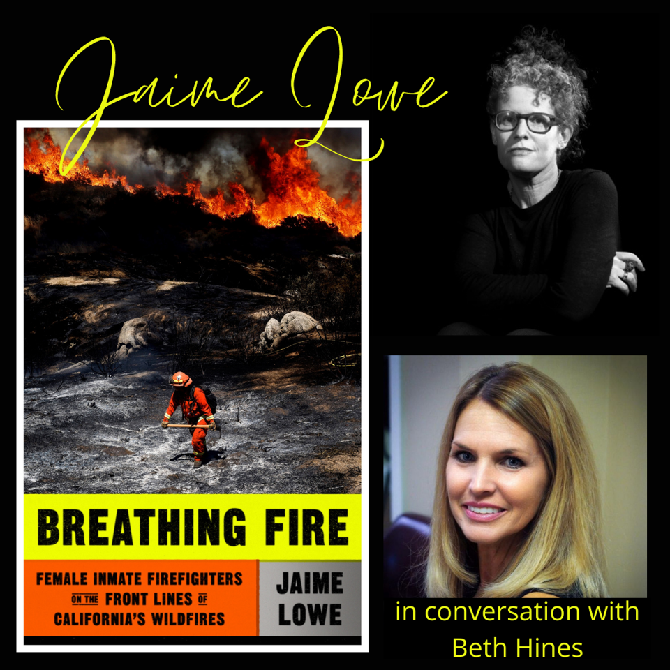 Promotional Image for Breathing Fire: Book Discussion