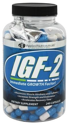 Applied Nutriceuticals IGF-2